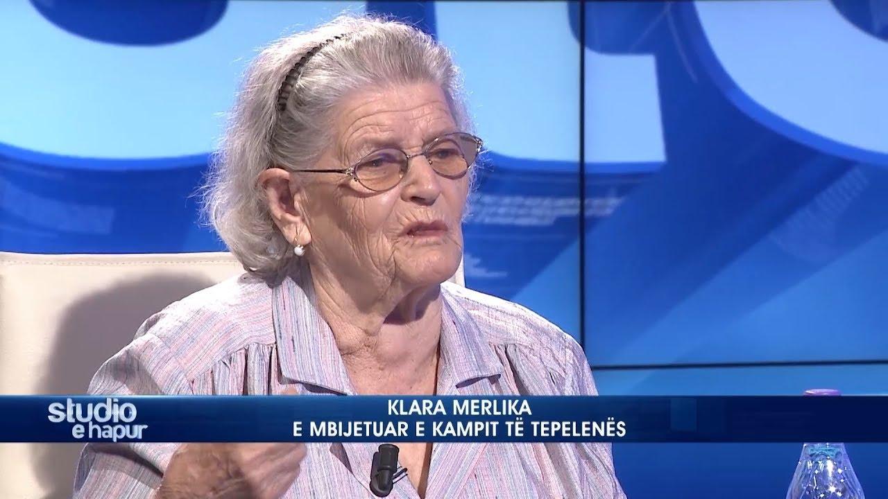 """Download """"Fëmijët e tyre na urrejnë edhe sot"""", Klara Merlika: Jemi të vdekur në këmbë"""