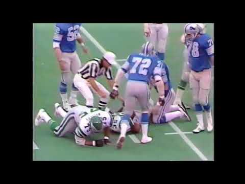 1977 Week 3 Eagles at Detroit
