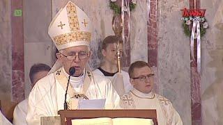 Homilia ks. abp. Wacława Depo wygłoszona w Częstochowie