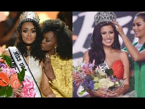 Miss Universe 2017 Winner: Miss Philippines Rachel Peters vs  Miss USA Kára  McCullough
