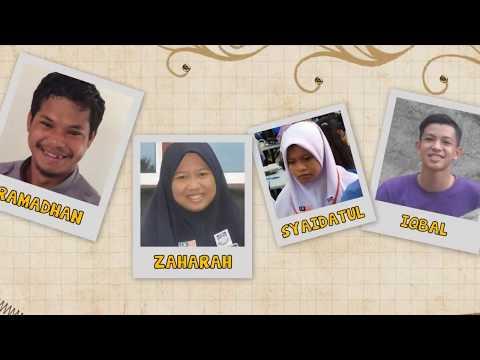 Yang Terindah Oleh Achey - Jadi Muzik Latar Video Istimewa Murid PPKI SMK Sultan Omar 2017