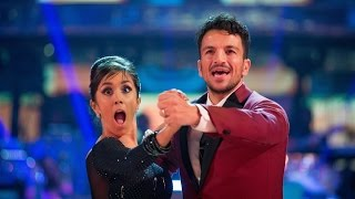 Peter Andre & Janette Manrara Quickstep to