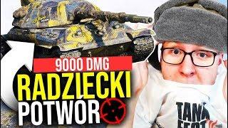 RADZIECKI POTWÓR - World of Tanks