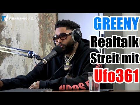 GREENY Realtalk | UFO361 Streit & Zusammenarbeit | TV Strassensound