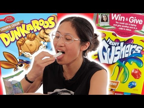 Do Your Favorite Childhood Snacks Still Taste As Good?