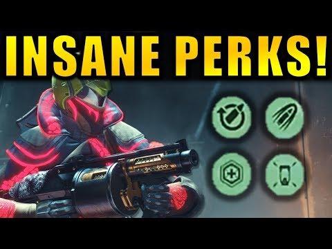 Destiny 2: ALL Set Armor Perks Revealed! | Gambit Prime - Reaper, Sentry, Collector, & Invader! thumbnail