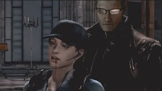 "Resident Evil 5 Gold Edition: (HD) ""Lost In Nightmares"" (BSAA) Jill Valentine Deaths Scenes"