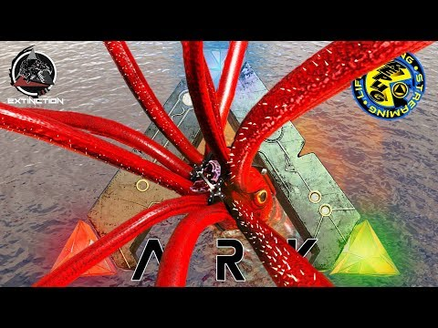 ARK: SURVIVAL EVOLVED: ALPHA TUSOTEUTHIS AND UNDERWATER BASE! [RePuG EXTINCTION CORE MODDED EP 54