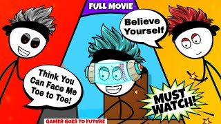 What if a gamer goes to future full movie