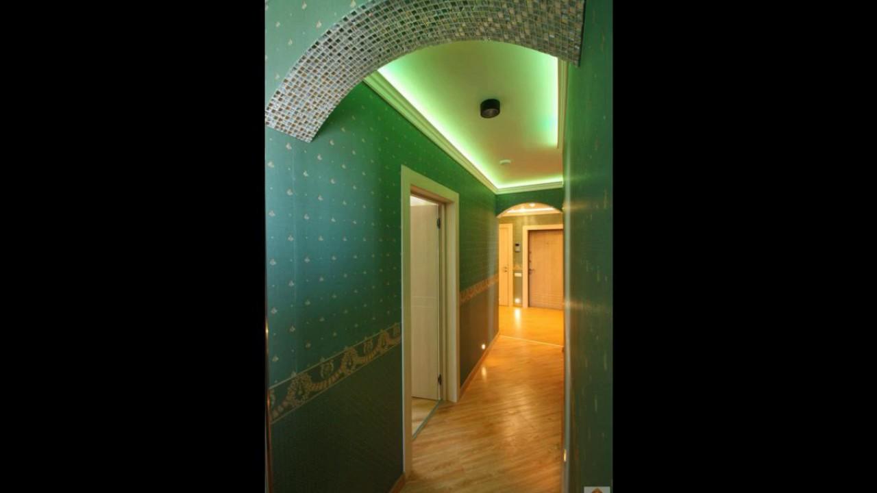 Роскошная 3-х комнатная квартира с евроремонто. - YouTube
