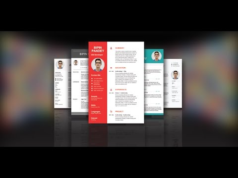 Resume Builder - YouTube