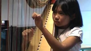2008-05-Valse favorite-Mozart-Trang-Anh Harp