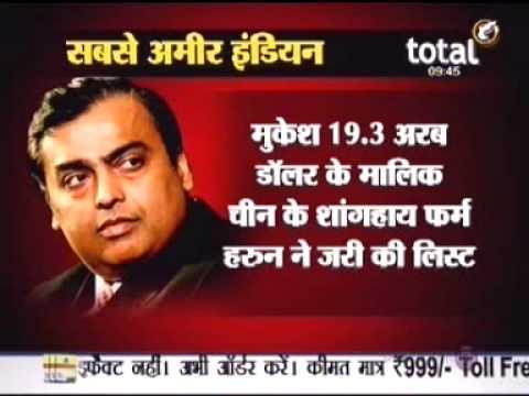 Hurun India Rich List