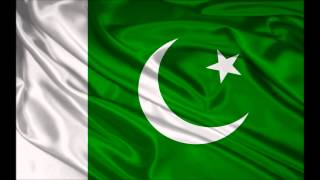 "National anthem of Pakistan ""Qaumi Taranah"""