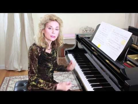 J.S. Bach: Invention No. 13 in A minor (Teaching & Performance Videos)