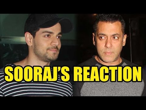 Sooraj Pancholi's Reaction On Salman Khan's Acquittal In Black Buck Case