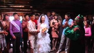 Свадьба в Аскизе.Хакасия. Тимур Топоев.