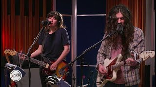 "Courtney Barnett and Kurt Vile performing ""Over Everything"" Live on KCRW"