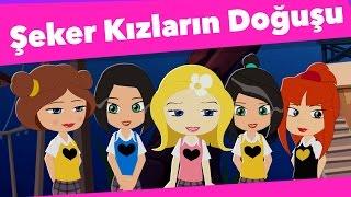 RGG Ayas - Şeker Kızların Doğuşu - Çizgi Film | Düşyeri