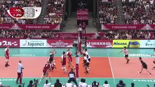 Best player poland Bartosz Kurek come back   world cup volleyball japan 2019
