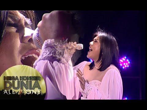 Merdunya Regina Ivanova bawain lagu 'Merenda Kasih, [Mega Konser Dunia] [14 Des 2015]