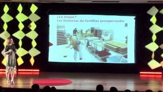 ¿Cómo re-construir a México desde el fondo de la piramide?: Gabriela Enrigue at TEDxZapopan