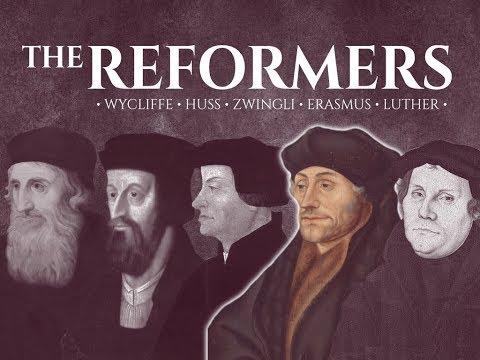 The Reformers: Erasmus