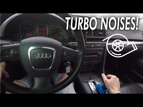 TURBO NOISES   Audi A4 B7 Stage 2 Full Mod List Walkaround!