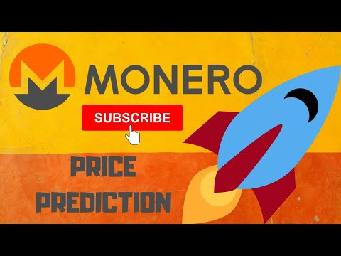 Monero Price Prediction $XMR