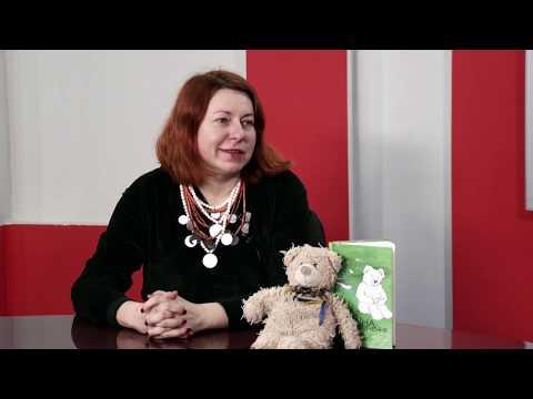 """Актуальне інтерв'ю. Т. Давиденко. Про книгу """"Країна призначення"""""""
