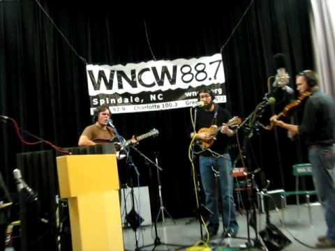 TRENT WAGLER & THE STEEL WHEELS ON WNCW - 1/22/10