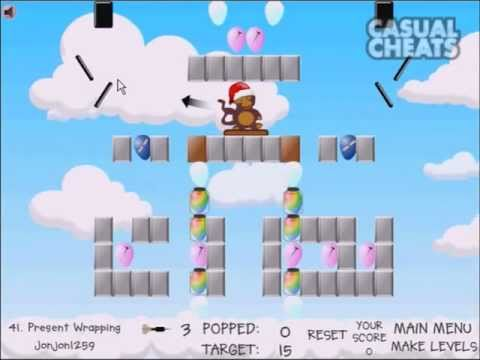 Bloons Player Pack 5 Level 41 Present Wrapping