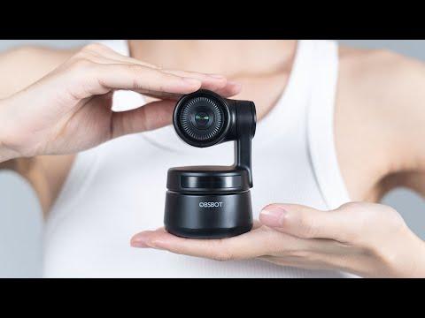 OBSBOT Tiny AI Webcam