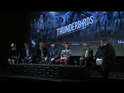 Thunderbirds Are Go panel discussion | BFI