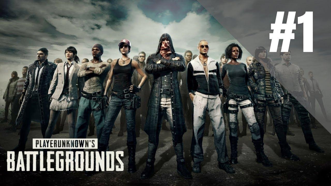 Battlegrounds Unglaublich Spannend: Let´s Play Playerunknowns