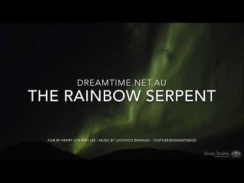 The Rainbow Serpent - Aboriginal Dreamtime Story