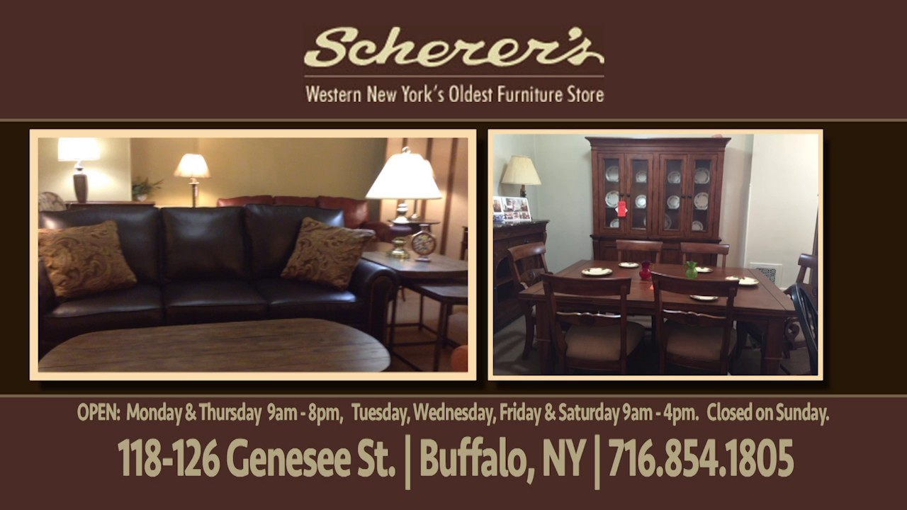 Scherer Furniture Buffalo, New York