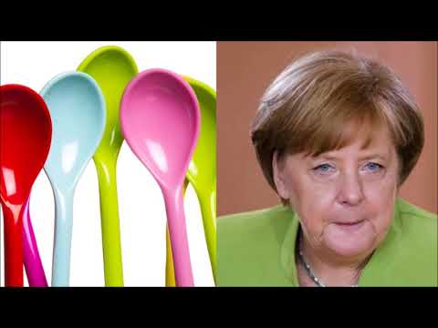 Warum Plastik gut ist und der BAMF Skandal Merkel nichts anhaben wird