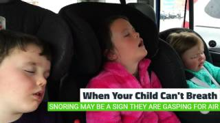 Snoring Can Lead to Serious Health Issues