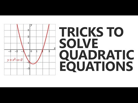 Tricks to Solve Problems on Quadratic Equations [IBPS/SBI