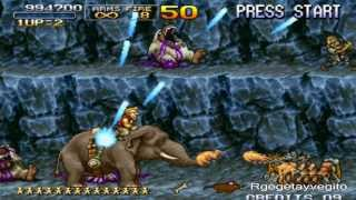 Metal Slug 3 All missions/Todas las misiones
