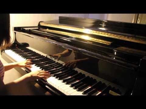 """田馥甄 小幸運 (電影""""我的少女時代""""主題曲) 鋼琴版 Piano cover by Melody"""
