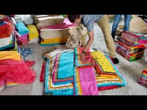 Wholesaler Of Saree In Barabazar/Manufacturer Of Saree/Kolkata Saree