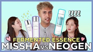 What are ESSENCES??  MISSHA vs…