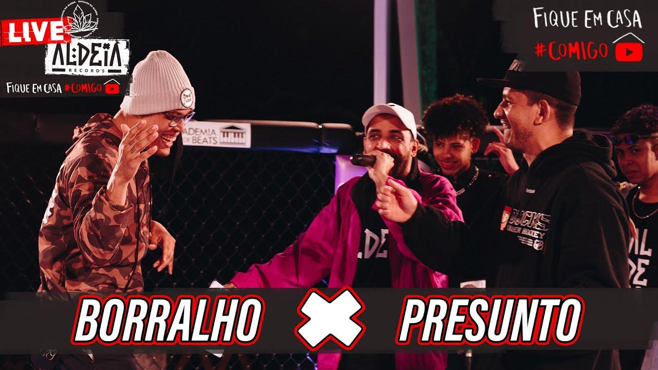 Download Caio Borralho X Uyran Presunto   DESAFIO   #LIVEALDEIA