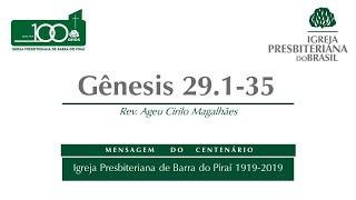 Exposição bíblica em Gênesis 29.1-35
