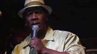 Mud Morganfield performs Mannish Boy