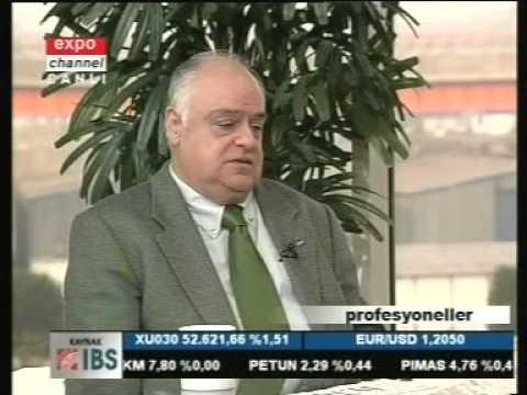 Expo Channel - Profesyoneller - Mesut İktu - 04.01.2006