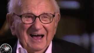 "Sir Nicholas Winton ""Saving the Children"" during the Holocaust."