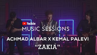 Achmad Albar X Kemal Palevi Zakia LIVE YouTube Music Session MP3